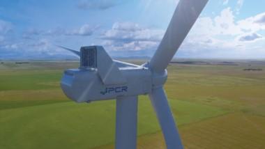 Molino. Energía renovable, uno de los sectores donde PCR ya es líder a nivel internacional.