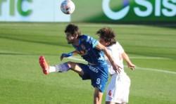 Bruno Sepúlveda entró y en tres minutos le dio el triunfo al equipo de Rondina.