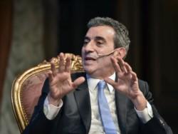 El ex ministro del Interior y Transporte Florencio Randazzo cuestionó duramente a los ex presidentes Cristina Kirchner y Mauricio Macri.