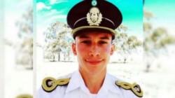 La muerte del policía Gabriel Emanuel Mandagaray mientras participaba de un curso de entrenamiento conmocionó a Río Negro.
