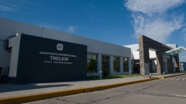 El aeropuerto de Trelew también aguarda retomar los vuelos a Córdoba que quedaron suspendidos.