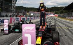 Red Bull se adueñó de las últimas 5 carreras de la F1, con triunfos de Verstappen.