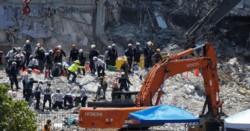 La demolición de Champlain Towers South tendrá lugar esta noche entre las 22.00 y las 3:00 del lunes.