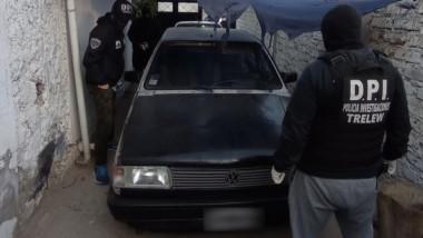 El automóvil con que se habría cometido el delito fue incautado.