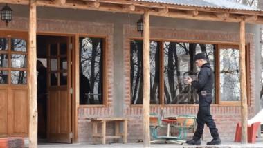 Ayer desvalijaron una vivienda del excamping Patagonia en ruta Nº 7