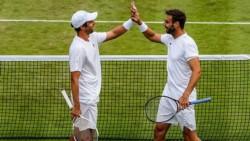 Es la segunda final de Grand Slam para la dupla, luego de la alcanzada en el US Open 2019.