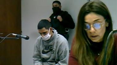 Denis Herrera estará detenido preventivamente por noventa días.