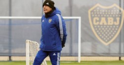 El entrenador de Boca hizo un balance de la pretemporada antes de la vuelta a la competencia.