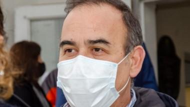Cristian Setevich, Director del Hospital Santa Teresita de Rawson.