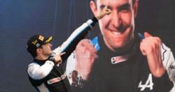 El Gran Premio de Hungría fue a pleno con la bandera de Francia, pues Esteban Ocon tuvo su debut triunfal.
