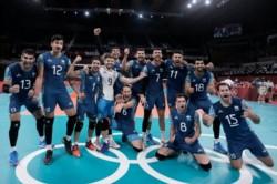 Después de vencer a Estados Unidos por 3-0, deberá enfrentarse a Italia por los cuartos de final.