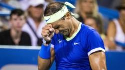 """Nadal se bajó a última hora del Masters 1000 de Toronto: """"Necesito retroceder""""."""