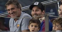 Pepe Costa, el hombre que dejó Barcelona para acompañar a Messi y se reencontrará con su hijo en el PSG.