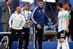 Se vuelven a encontrar Messi y Sampaoli, serán rivales en el clásico francés.