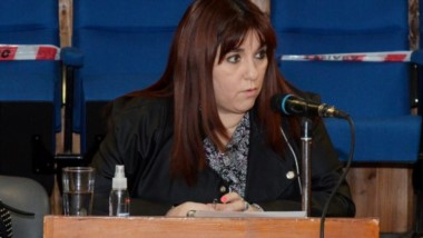 Karina Otero (Cambiemos).