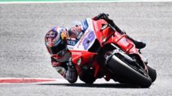 Jorge Martín se quedó por segunda vez con la pole de manera consecutiva a bordo de la Ducati.