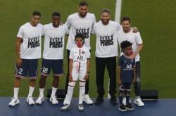 Icardi, Ajorque (en contra), Draxler y Sarabia, los goles del triunfo.