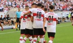 Mateo, hijo de Diego Klimowicz, fue titular y repartió una asistencia en el debut.