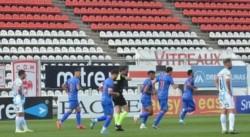 Deportivo Morón superó a Gimnasia de  Jujuy por 2 a 0, para mantenerse en la zona del Reducido.