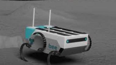 """""""Rover-tito"""" tiene un formato compacto y funcional para su función."""