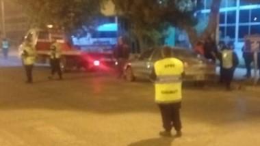 El vehículo que iba la persona detectada fue secuestrado en Rawson.