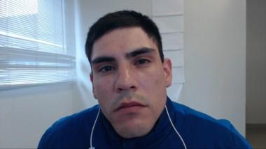 Jonathan Benítez. El preso.