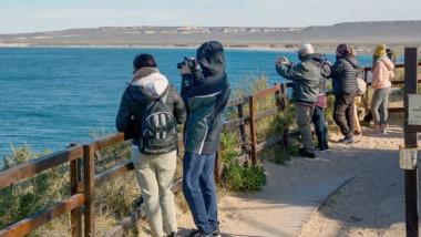 Puerto Madryn tuvo un fin de semana con una ocupación del 90%.