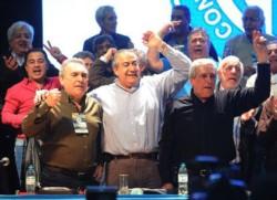 Congreso de la CGT. (Archivo)