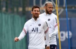 Messi-Neymar, la dupla que ilusiona a los aficionados del PSG.