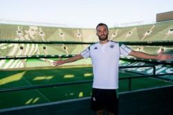 Pezzella dejó atrás la Fiorentina para vestir nuevamente los colores del Betis.