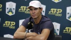 Rafa Nadal no competirá más este año por su lesión en el pie.