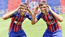 Los hermanos Romero podrían dejar San Lorenzo en los proximos días.