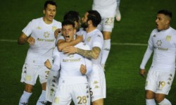 Goleada de Racing. El equipo de Úbeda es escolta de Independiente en el campeonato, a un punto.