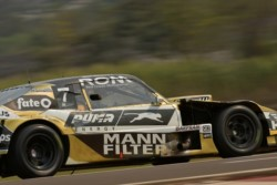 Gastón Mazzacane y su Chevrolet ganaron la clasificación del TC en Posadas.