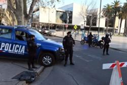 Durante el juicio a ''Los Monos' hubo 250 policías y 70 móviles para custodiar unos 30 objetivos frente a amenazas.
