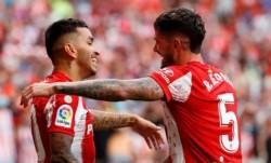 Ganó el Atlético con una actuación destacada de los argentinos De Paul y Correa.