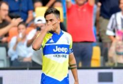 Paulo Dybala, capitán de Juventus y un comienzo con gol en el torneo italiano.