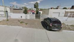En una vivienda de la calle Roberto Jones al 700 fue el sitio del crimen.