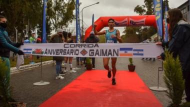 En Damas, la gaimense Adriana Millaguala logró el triunfo.