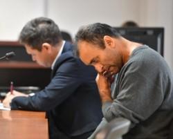 Manuel Antonio Ávila, acusado de matar a su hija Martina.
