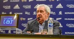 Ameal aseguró que Boca tiene el mejor plantel del fútbol argentino y se refirió a la situación de los juveniles.