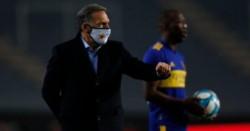 l entrenador del Xeneize se mostró muy emocionado, luego de eliminar a River en los penales.