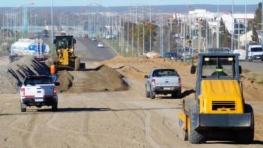 Obra esperada. Sigue el avance de la autovía, que será clave para mejorar la transitabilidad en el Valle.