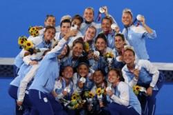 Las Leonas siguen manteniendo al deporte argentino en lo más alto.