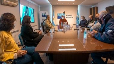 La reunión permitió avanzar en una flexibilización en los protocolos.