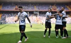 Lautaro volvió al Inter y mantiene la costumbre: otro gol, ahora ante Sampdoria.
