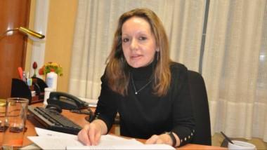 Fiscal general jefa Silvia Pereira.