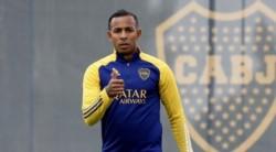 Boca decidió sancionar a Sebastián Villa tras su ausencia en las prácticas.