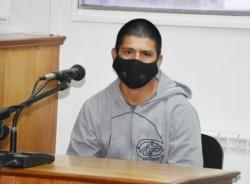 José Oscar Picón, el conductor del vehículo que atropelló a Hughes.