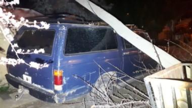Las consecuencias, afortunadamente, sólo fueron materiales y no hubo heridos tras el incidente.